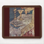 The Mass Of St. Martin Wondrous  By Martini Simone Mouse Pad
