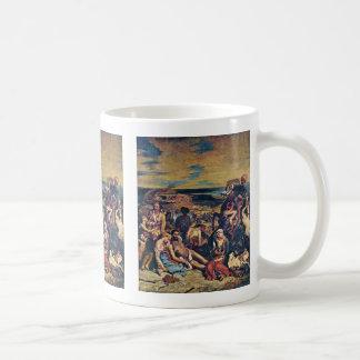 The Massacre Of Chios Classic White Coffee Mug