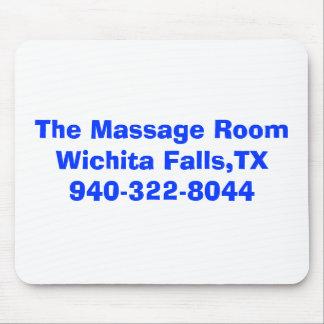 The Massage RoomWichita Falls,TX 940-322-8044 Mouse Pad