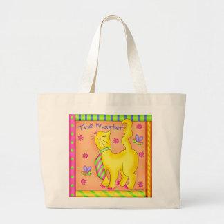 The Master Cat Tote Bag