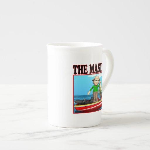 The Master Porcelain Mug