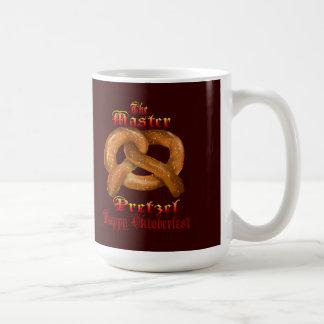 The Master Pretzel Mug