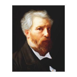 The Master - William Bouguereau Canvas Prints