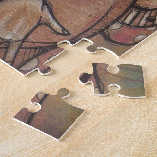 The Matador // Designer Puzzle