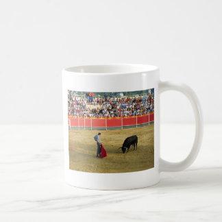 The Matador Classic White Coffee Mug