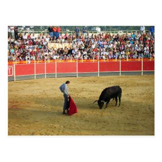The Matador Postcard