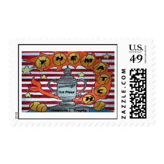 The Match Stamps