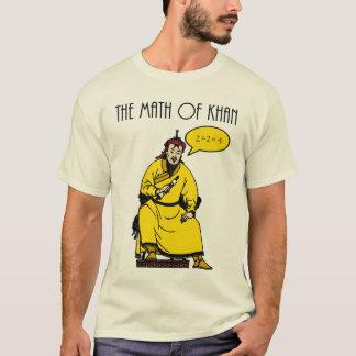 The Math of Khan T-Shirt