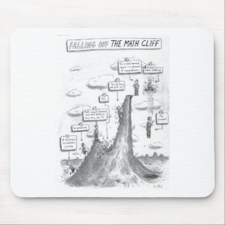 The Math Process Mouse Pad