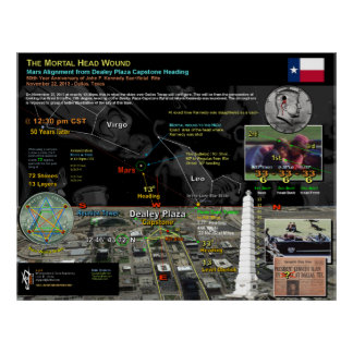 The Mathematical Murder of JFK-4 Poster