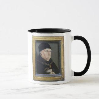 The Matheron Diptych: Portrait of Rene I Mug