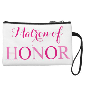 The Matron of Honor Wristlet