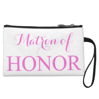 The Matron of Honor Wristlet Wallet