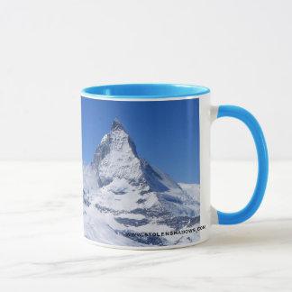 The Matterhorn from Gornergrat Mug