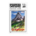 The Matterhorn Postage Stamps