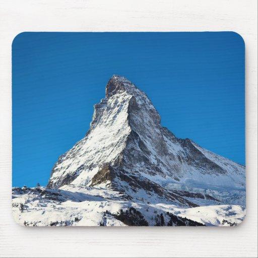 The Matterhorn, Switzerland Mouse Pads