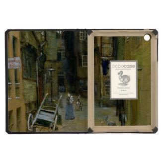 The Matthiasstrasse in Hamburg, 1891 iPad Mini Cases