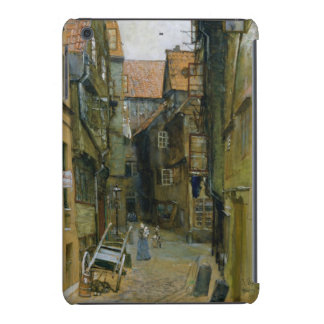 The Matthiasstrasse in Hamburg, 1891 iPad Mini Retina Case