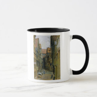 The Matthiasstrasse in Hamburg, 1891 Mug