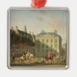 The Mauritshuis from the Langevijverburg Ornament