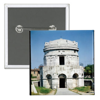The Mausoleum of Theodoric Pinback Button
