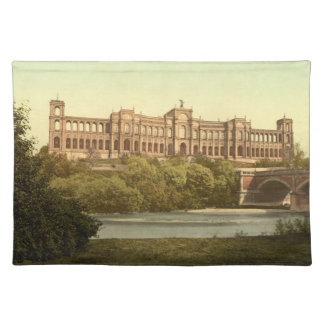 The Maximillianeum, Munich, Bavaria, Germany Cloth Placemat