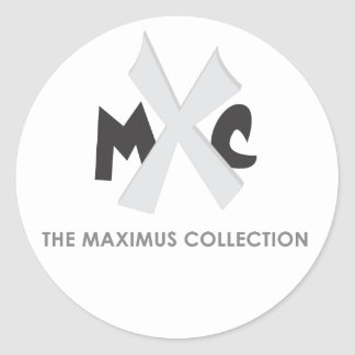 The Maximus Collection Sticker