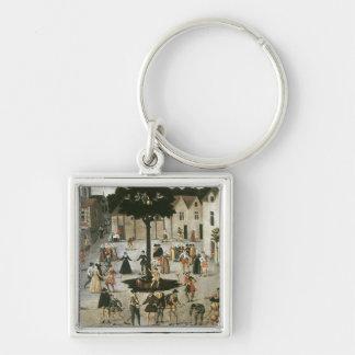 The May Tree Keychain