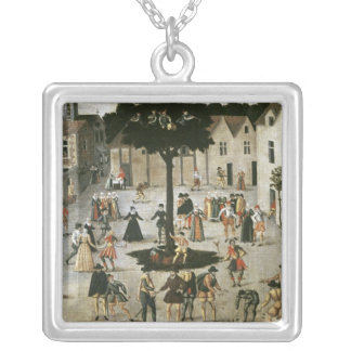 The May Tree Silver Plated Necklace