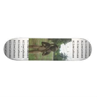 The Mayan Apocalypse Skateboard