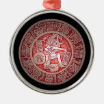 The Mayan Deluxe Christmas Ornament