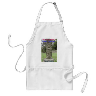 The Mayan Ruins Adult Apron