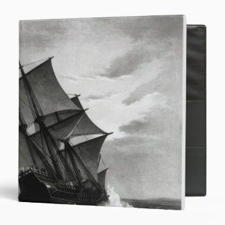 The Mayflower 3 Ring Binder