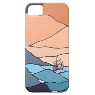 The Mayflower. iPhone SE/5/5s Case