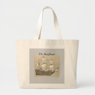 The Mayflower Large Tote Bag