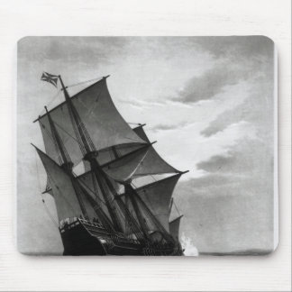 The Mayflower Mouse Pad