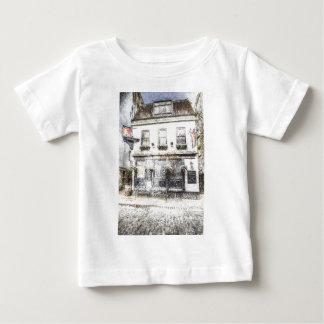 The Mayflower Pub London Snow Baby T-Shirt