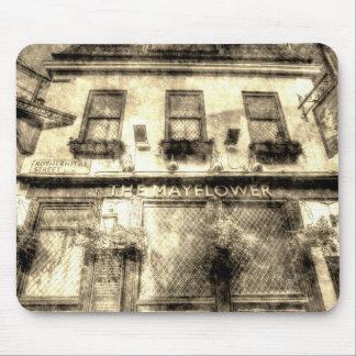 The Mayflower Pub London Vintage Mouse Pad