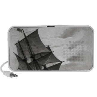 The Mayflower Portable Speaker