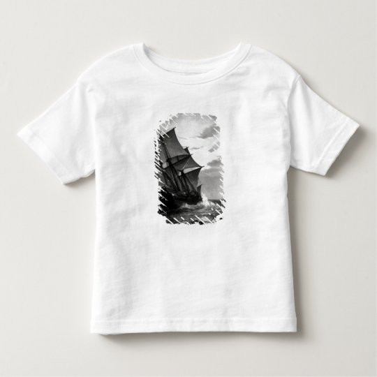 The Mayflower Toddler T-shirt