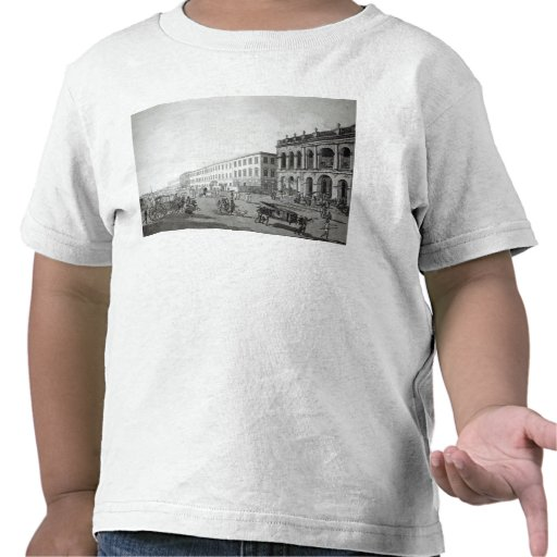 The Mayor's Court and Writers' Building T-shirt