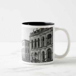The Mayor's Court and Writers' Building Two-Tone Coffee Mug