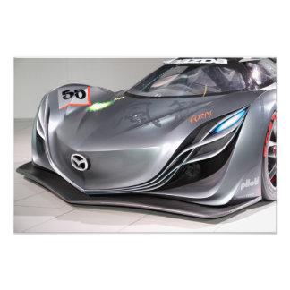 The Mazda Furai Photo Print