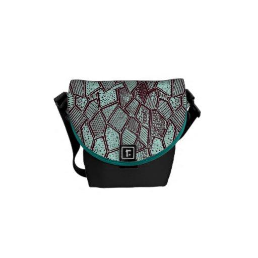 The Maze Messenger Bag