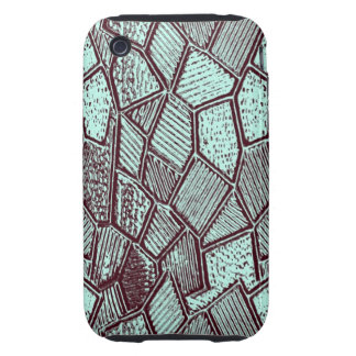 The Maze Tough iPhone 3 Cover