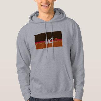 The MC Mackinaw City, MI Hooded Sweatshirt