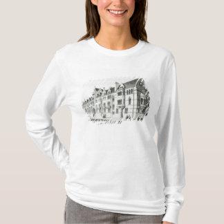 The Meadow Buildings, Christ Church, Oxford T-Shirt