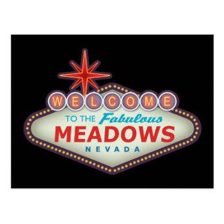 The Meadows Postcard