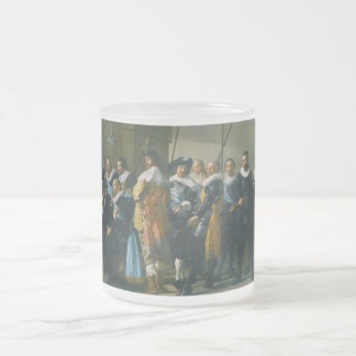 The Meagre Company by Frans Hals 1637 Mug
