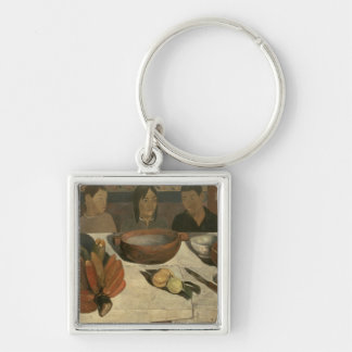 The Meal , 1891 Keychain